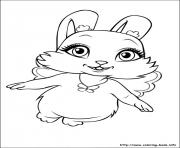 Printable barbie mariposa 07 coloring pages