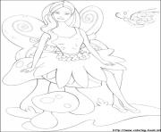 Printable Barbie_67 coloring pages