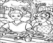 Print barbie12 coloring pages