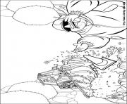Print barbie thumbelina 16 coloring pages