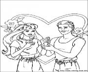 barbie25 coloring pages
