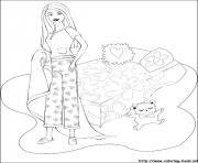 Print Barbie_68 coloring pages
