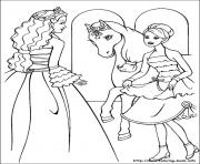 Print barbie magic pegasus 09 coloring pages