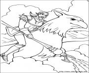 Print barbie magic pegasus 06 coloring pages