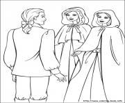 Print barbie princess 14 coloring pages