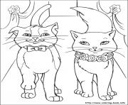 Printable barbie princess 23 coloring pages