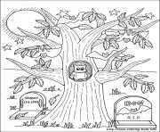 Print halloween 106 coloring pages