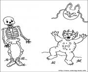 Print halloween 115 coloring pages