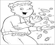 Print halloween 130 coloring pages