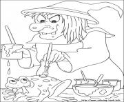 Print halloween_37 coloring pages