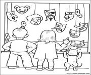 Print halloween_70 coloring pages