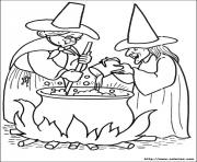 Print halloween_76 coloring pages