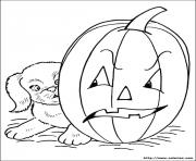 Print halloween_91 coloring pages