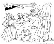 halloween 103 coloring pages