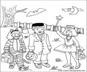 halloween 104 coloring pages