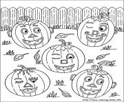 Print halloween 109 coloring pages