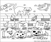 Print halloween 110 coloring pages