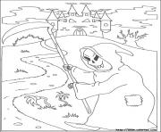 Print halloween_63 coloring pages