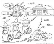 Print halloween 108 coloring pages