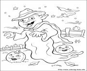 halloween 140 coloring pages