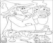 Print halloween_40 coloring pages
