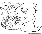 Print halloween 138 coloring pages