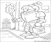halloween 157 coloring pages