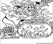 halloween_13 coloring pages
