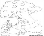 Print halloween_45 coloring pages