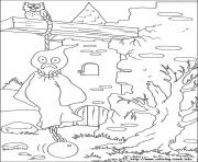 Print halloween_51 coloring pages