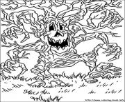 Print halloween_08 coloring pages