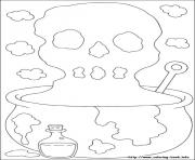 Print halloween_35 coloring pages