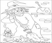 Print halloween_36 coloring pages