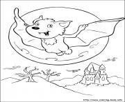 halloween 137 coloring pages