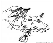 Print halloween_07 coloring pages