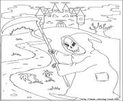 Print halloween_55 coloring pages
