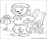 halloween 141 coloring pages