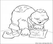 halloween 149 coloring pages
