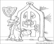 Print halloween 156 coloring pages