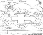 Print halloween_39 coloring pages