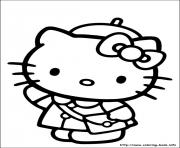 Printable hello kitty 31 coloring pages