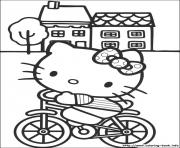 hello kitty 01 coloring pages