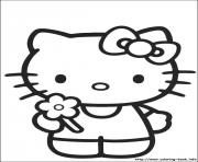 Print hello kitty 08 coloring pages