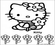 hello kitty 15 coloring pages