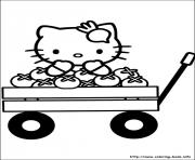 Print hello kitty 36 coloring pages