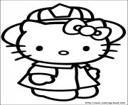 Print hello kitty 46 coloring pages