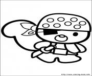 hello kitty 47 coloring pages