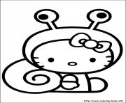 Printable hello kitty 56 coloring pages