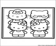 hello kitty 11 coloring pages