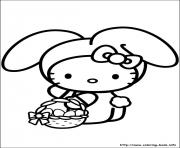 hello kitty 57 coloring pages